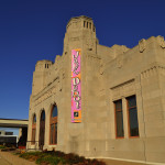 "Tulsa's Union Depot, now the ""Jazz Depot,"" completed in 1931."